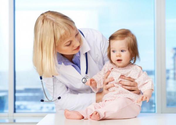 Шелушение и зуд у ребенка