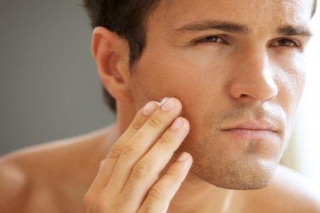 Шелушение кожи на лице у мужчин