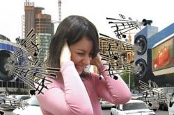 Воздействие шума - причина тугоухости