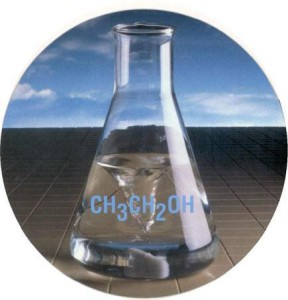 Формула этилового спирта
