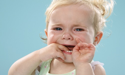 Проблема стоматита у детей
