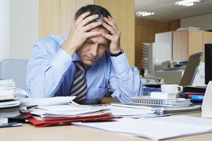 Стресс у мужчин