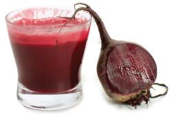 Сок свеклы для лечения аллергического гайморита
