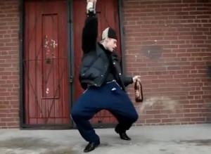 Пьяный танец