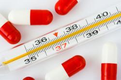 Температура при хриплом голосе - симптом болезни гортани