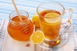 Польза чая с медом при заложенности носа