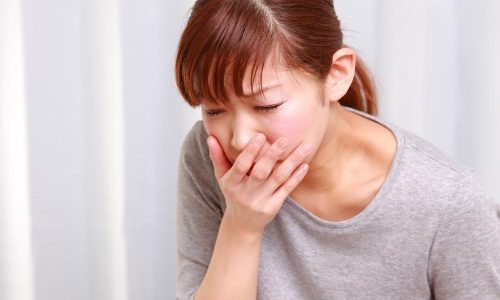 Непрекращающиеся рвота является симптомом обострения панкреонекроза