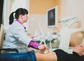 Диагностирование УЗИ признаков хронического эндометрита