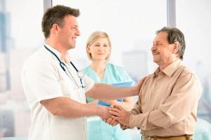 нарколог и пациент