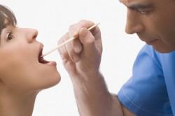 Визуальная диагностика горла