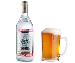 Пиво или водка