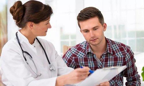 Продолжительность курса терапии определяется врачом