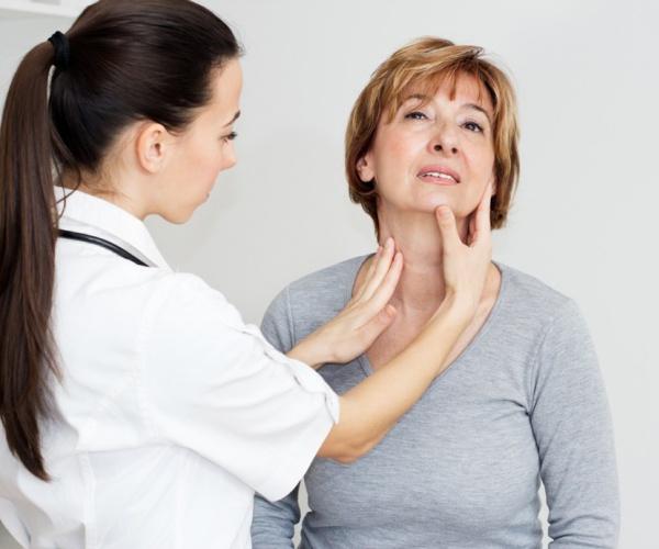 Врач щитовидная железа