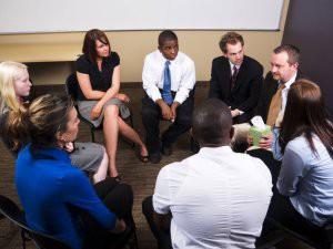 Реализация программы на групповых анонимных встречах