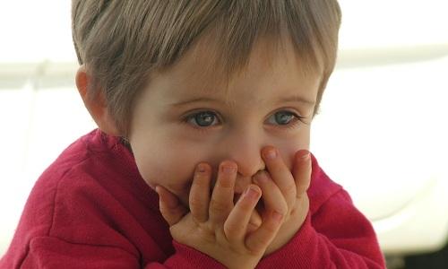 Проблема заикания ребенка