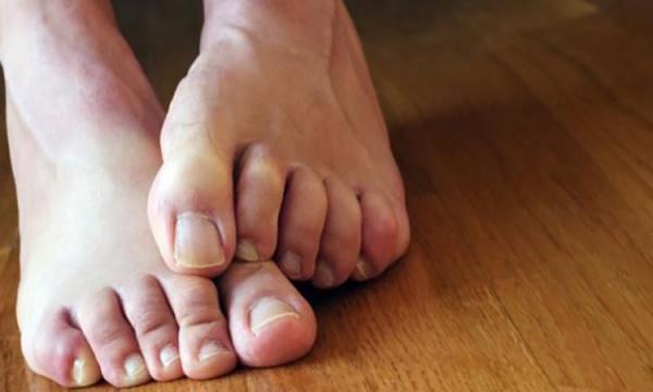 ноги чешутся